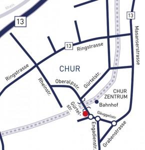 Lageplan-Chur