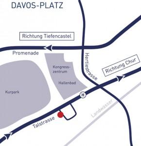 Lageplan-Davos